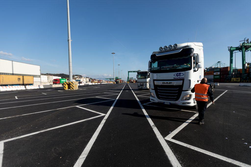 Truck Management System PSA Voltri Pra
