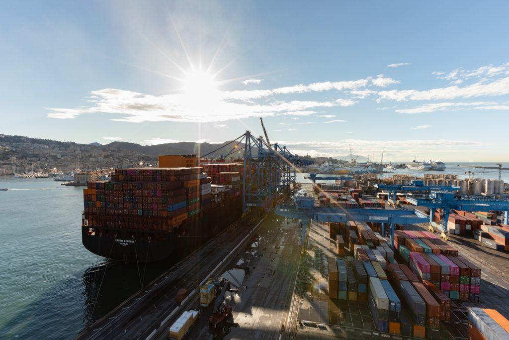 SECH Terminal Port of Genoa